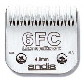 Lamina Andis Ultraedge Modelo 6FC 4.8mm Banho e Tosa