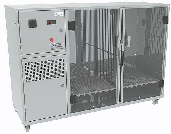 Máquina de Secar Inox Dois Módulos Minag