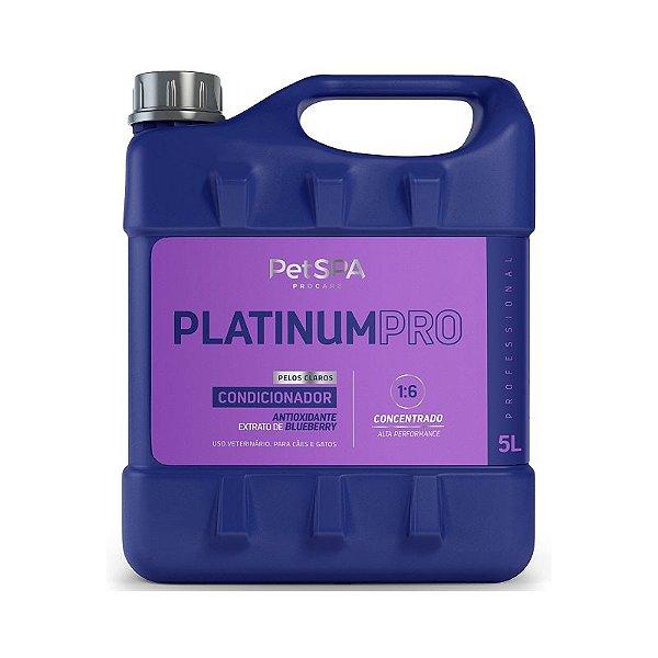 Condicionador Platinum Pro 5L