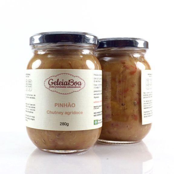 Chutney de Pinhão - 650g