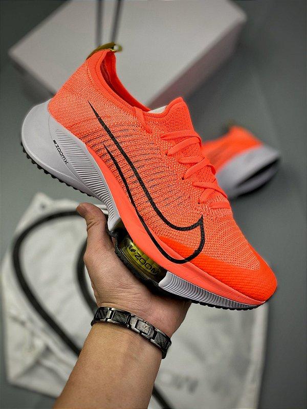 Tênis Nike Air Zoom Tempo Next Laranja