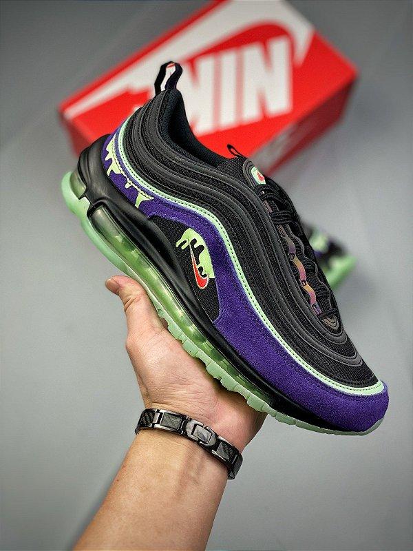 Tênis Nike Air Max 97 Halloween