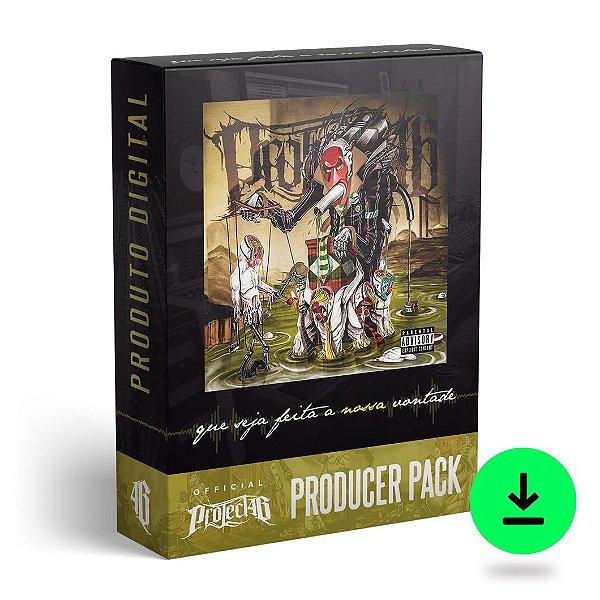 Producer Pack - Que Seja Feita a Nossa Vontade