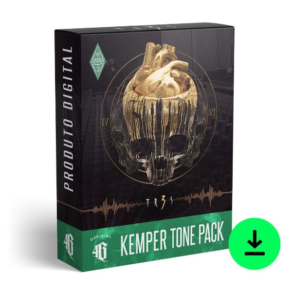 Kemper Tone Pack - Tr3s