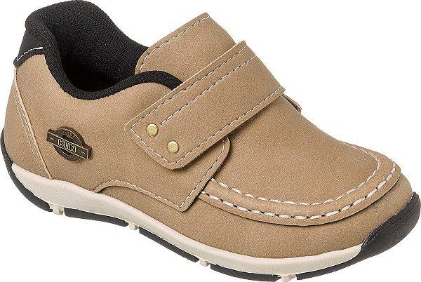 Sapato Infantil Outdoor Areia Nude - Klin