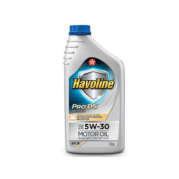 Óleo Havoline Sintético SAE 5w30