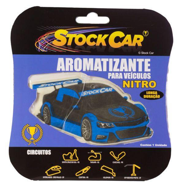 Aromatizante Automotivo Stock Car Nitro