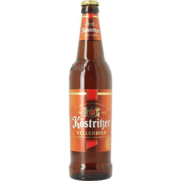 Cerveja Köstritzer Kellerbier 500ml