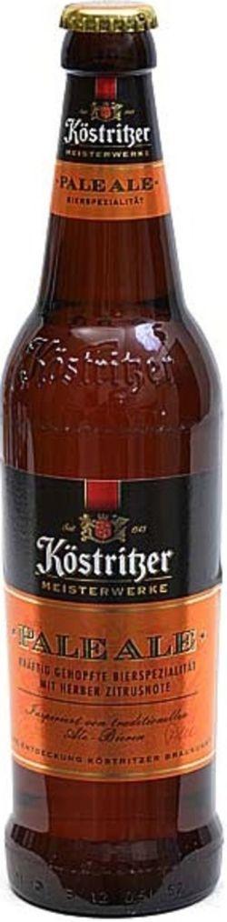Cerveja Köstritzer Pale Ale 500ml