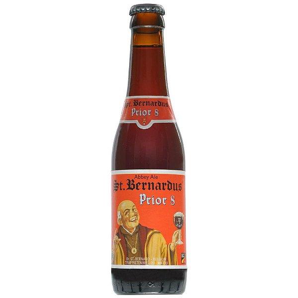 Cerveja St. Bernardus Prior 8 330ml