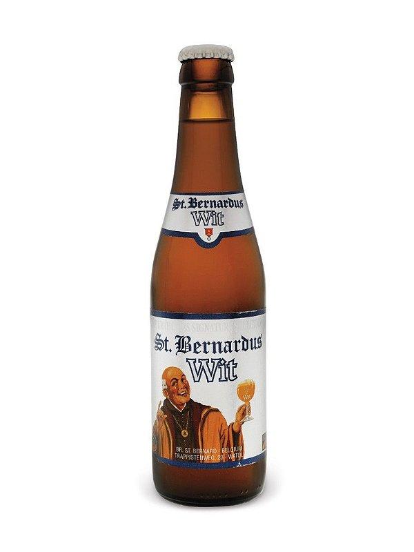 Cerveja St Bernardus Wit 330ml