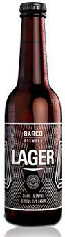 Cerveja Barco Lager 355ml