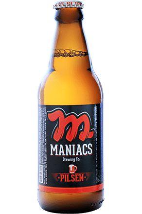 Cerveja Maniacs Pilsen 300ml