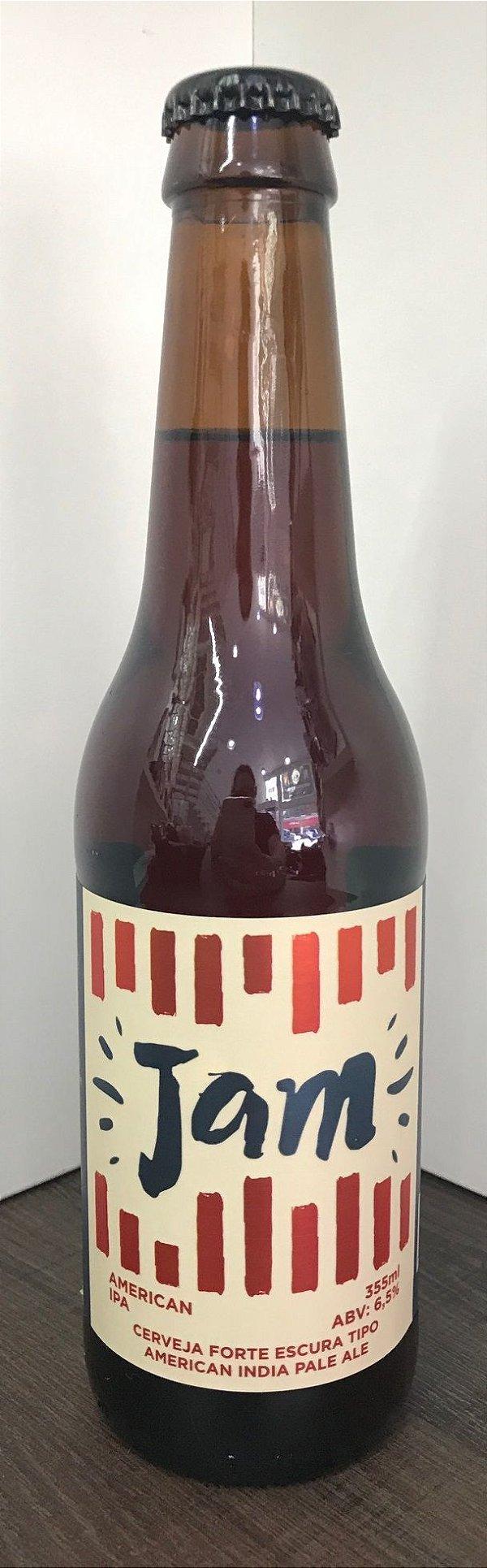 Cerveja Hardbop Jam American IPA 355ml