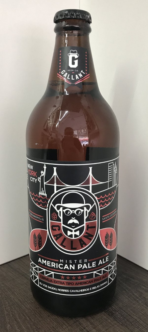 Cerveja Gallant APA