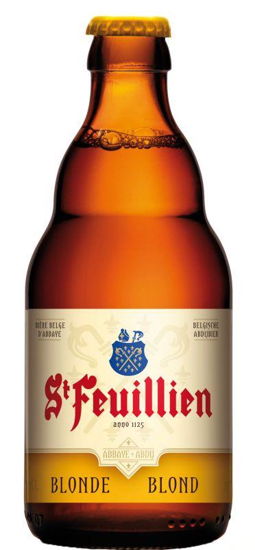 Cerveja St. Feuillien Blonde 330ml