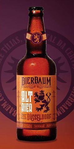Cerveja Bierbaum Altbier 500ml