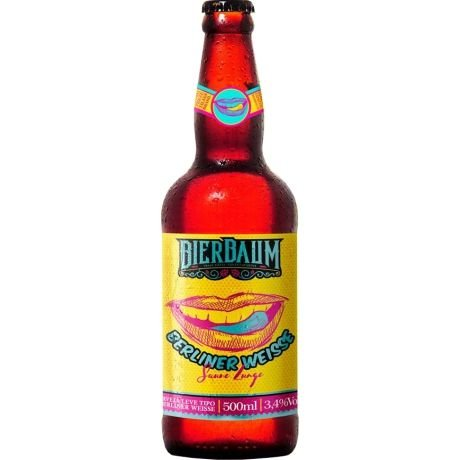 Cerveja Bierbaum Berliner Weisse 500ml
