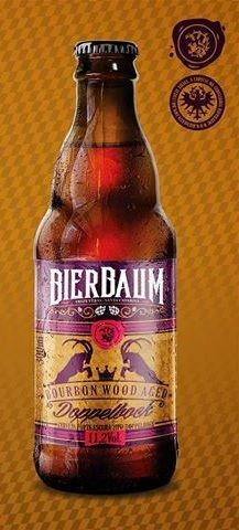 Cerveja Bierbaum Bourbon Wood Aged Doppelbock