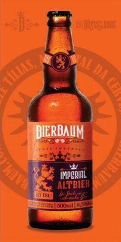 Cerveja Bierbaum Imperial Altbier 500ml