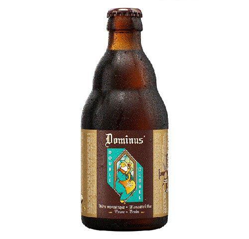 Cerveja Dominus Double/Dubbel 330ml