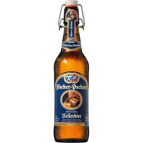 Cerveja Hacker-Pschorr Kellerbier Anno 1417 500ml