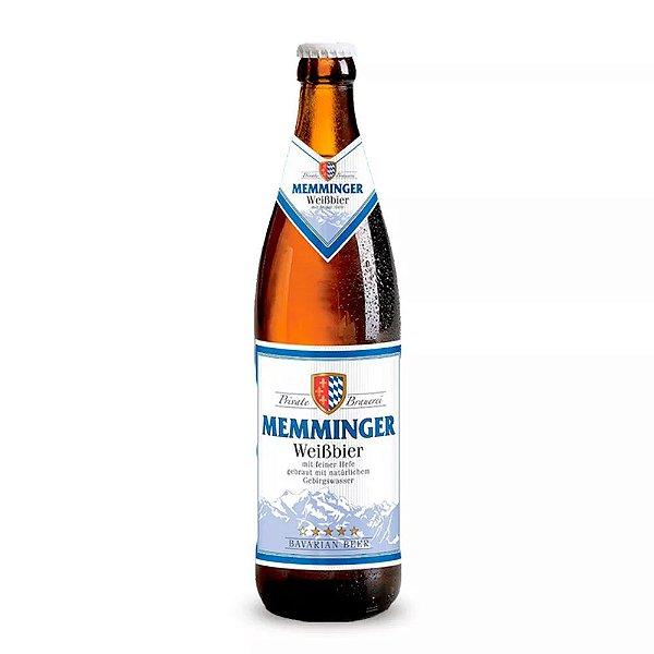 Cerveja Memminger Weizen 500ml