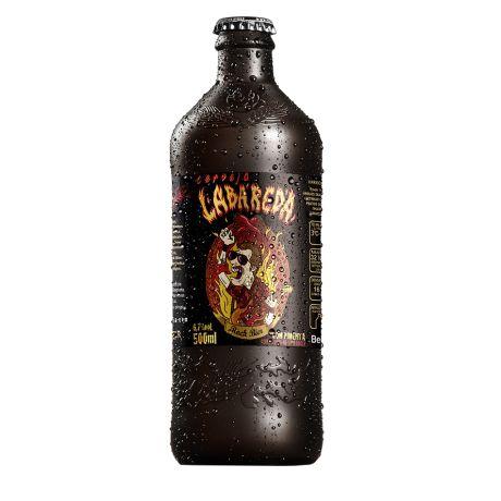 Cerveja Coruja Labareda 500ml