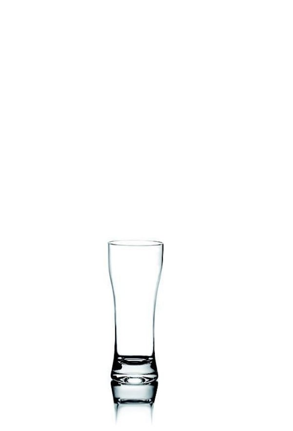 Copo Cristal Blumenau Catarina para cerveja 200 ml (unitário)