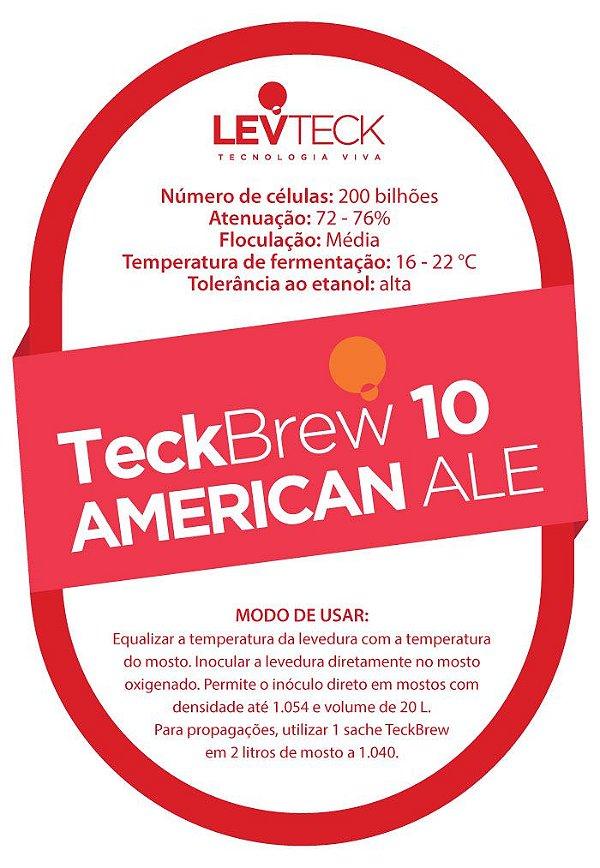 Fermento Líquido TeckBrew American Ale - TB10