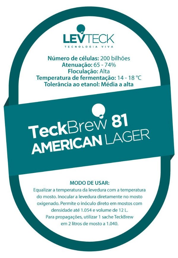 Fermento Líquido American Lager