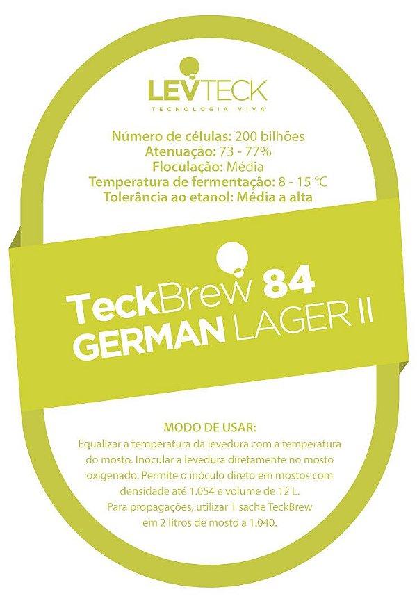 Fermento Líquido German Lager II