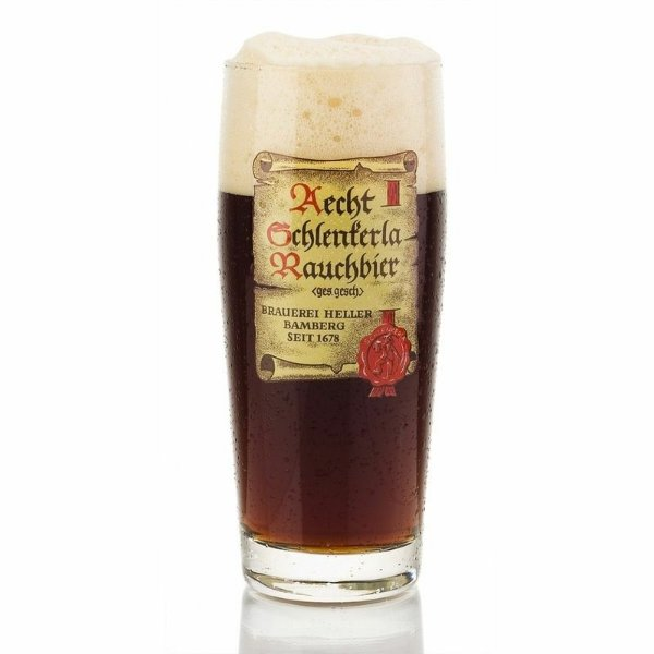 Copo Cerveja Rauchbier - Schlenkerla 500 ml