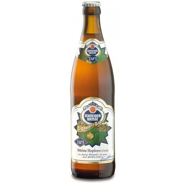 Cerveja Schneider Weisse - Trigo TAP 5 Lupulada 500ml