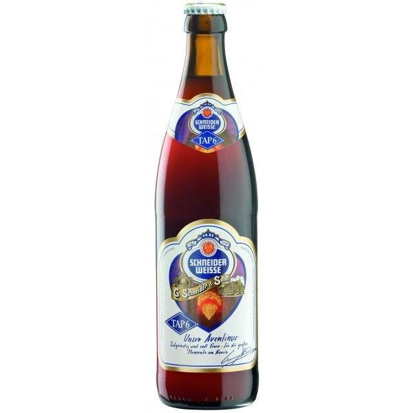 Cerveja Schneider Weisse - Trigo TAP 6 Aventinus 500ml