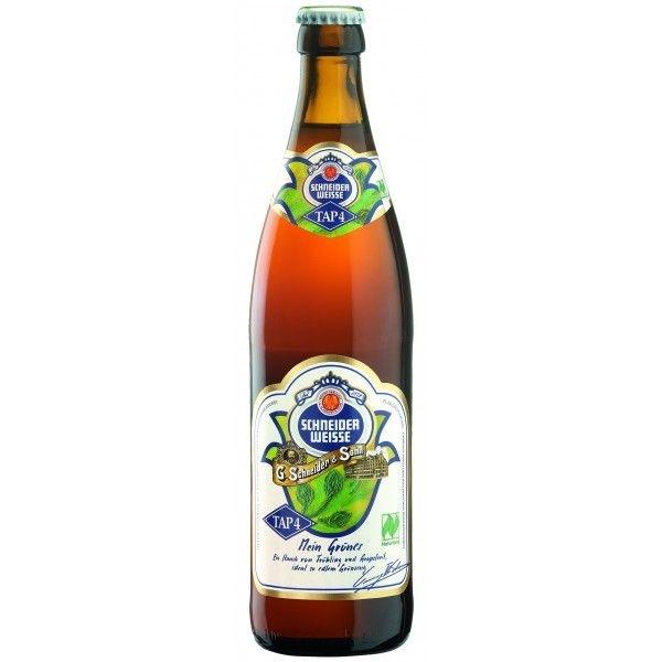 Cerveja Schneider Weisse - Trigo TAP 4 Orgânica 500ml