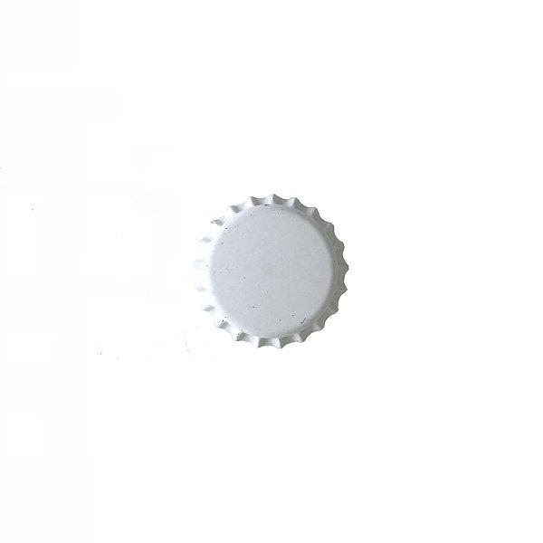 Tampinha para Garrafas - 26mm - Branca