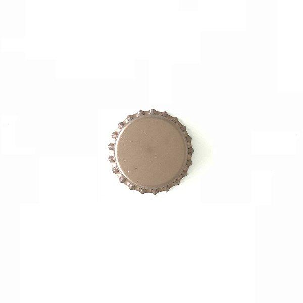 Tampinha para Garrafas - 26mm - Cobre