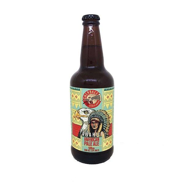 Cerveja Cherokee Awahili APA 500ml