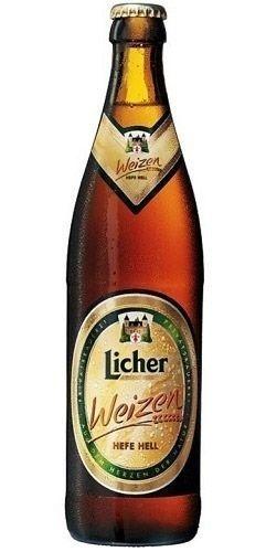 Cerveja Licher Weizen 500ml