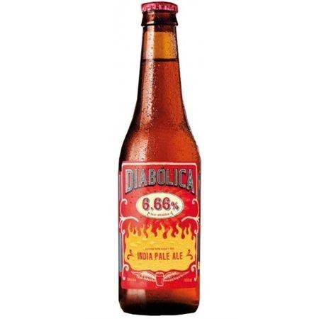 Cerveja Diabólica IPA 355ml