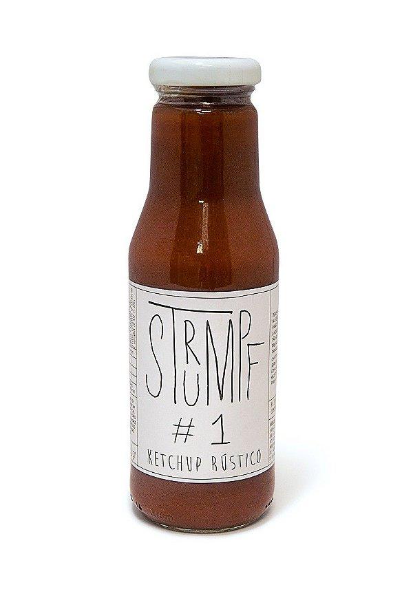 Ketchup Rústico 360g - Strumpf #1