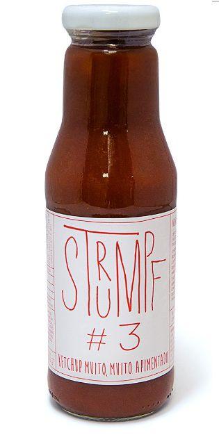 Ketchup muito, muito apimentado 360g - Strumpf #3