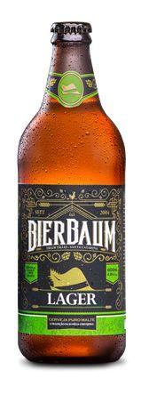 Cerveja Bierbaum Lager 600ml