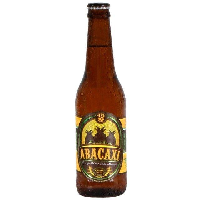 Cerveja Bierbaum Abacaxi Fruit Beer 355ml