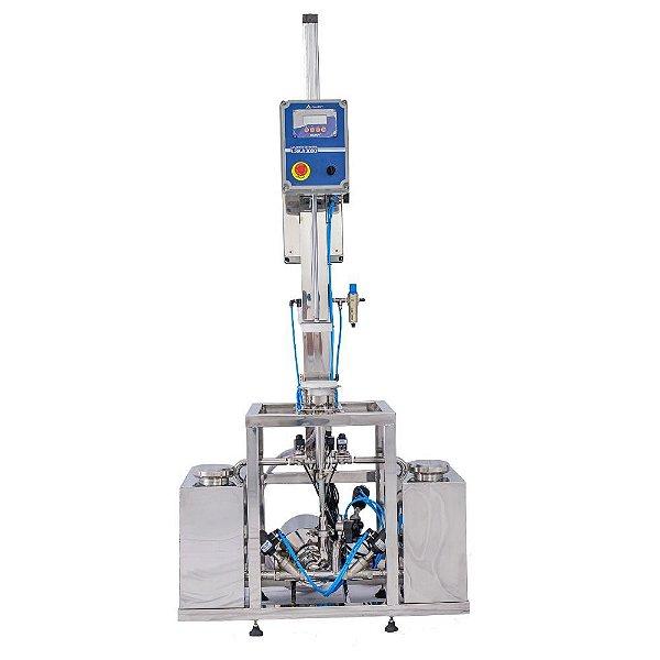 LSKA 3000 (Lavadora de Barril Automatizada)