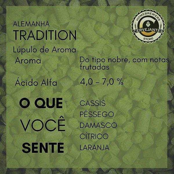 Lúpulo Tradition - 50g