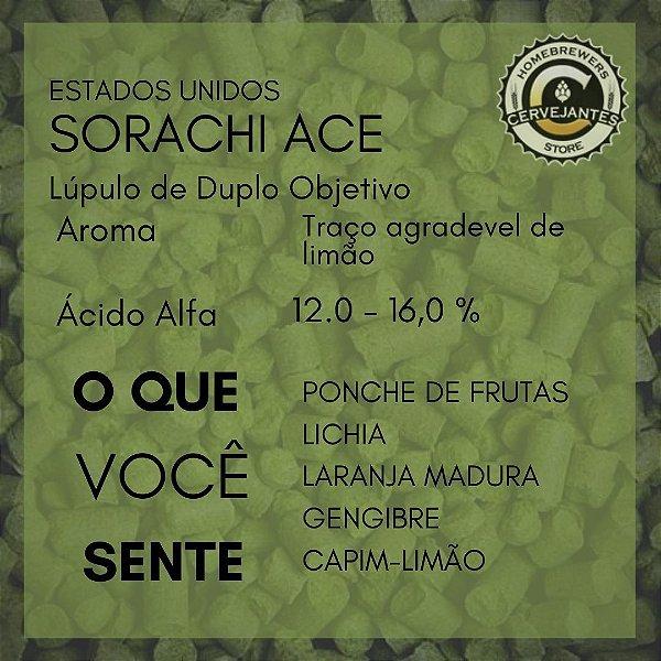 Lúpulo Sorachi Ace - 50g