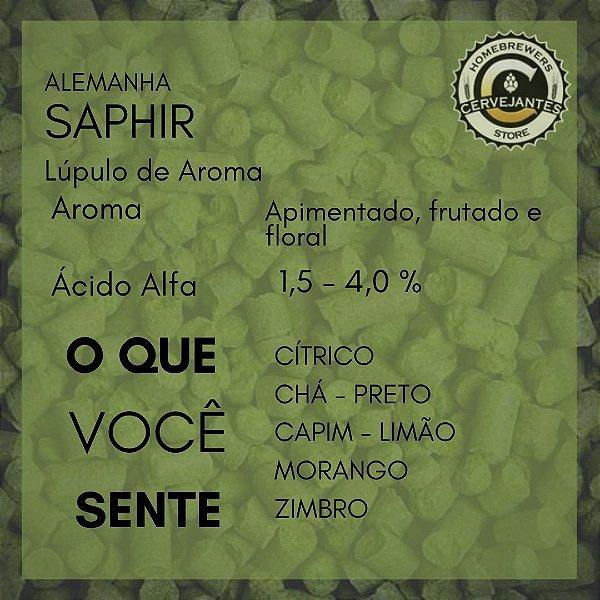 Lúpulo Saphir - 50g