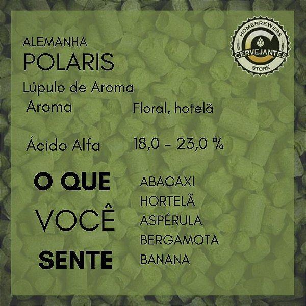 Lúpulo Polaris - 50g